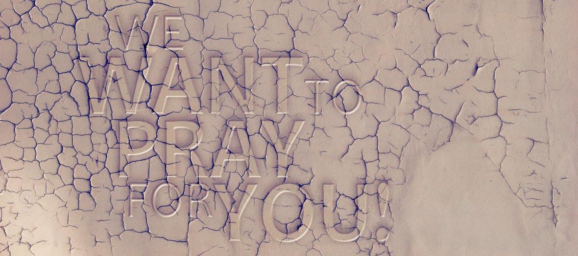 Dein Gebetsanliegen